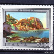Sellos: ++ SELLO DE ITALIA AÑO 1979 USADO. Lote 202489482