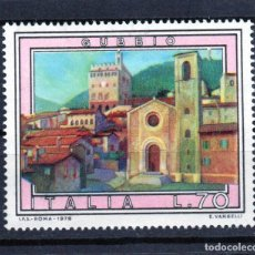 Sellos: ++ SELLO DE ITALIA AÑO 1978 USADO. Lote 202490665