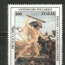 Timbres: ITALIA YVERT NUM. 2280 USADO. Lote 203035371