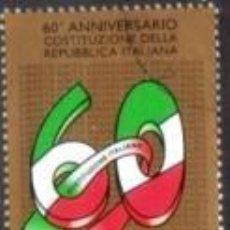 Sellos: SELLO USADO DE ITALIA YT 2974. Lote 205821900