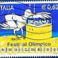 Sellos: SELLO USADO DE ITALIA YT 2793. Lote 205846117