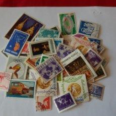 Sellos: LOTE DE 48 SELLOS USADOS DE ROMA. Lote 210556191