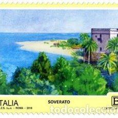Sellos: SELLO USADO DE ITALIA YT 3815. Lote 213855140