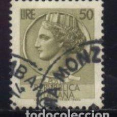 Sellos: S-5013- ITALIA. ITALY. REPUBLICA ITALIANA.. Lote 213903162