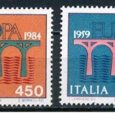 Sellos: SELLOS USADOS DE ITALIA, YT 1618/ 19. Lote 213956448