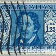 Sellos: SELLO USADO DE ITALIA, YT 290. Lote 213973831