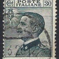 Francobolli: ITALIA 1925 - VÍCTOR MANUEL III, NUEVOS VALORES, - USADO. Lote 218756952