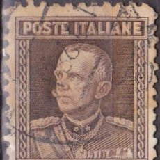 Timbres: 1927 - ITALIA - VICTOR MANUEL III - YVERT 200. Lote 219055717