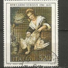 Timbres: ITALIA YVERT NUM. 1354 USADO. Lote 219487857