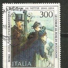 Timbres: ITALIA YVERT NUM. 1601 USADO. Lote 219528606