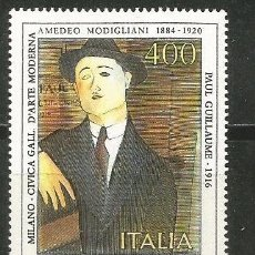 Timbres: ITALIA YVERT NUM. 1602 USADO. Lote 219528640