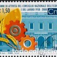 Sellos: SELLO USADO DE ITALIA YT 2980. Lote 221591851