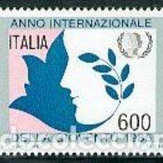 Sellos: SELLO USADO DE ITALIA YT 1671. Lote 222252022