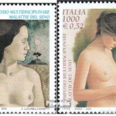 Sellos: SELLOS USADOS DE ITALIA YT 2405/ 06. Lote 222254175