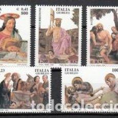Sellos: SELLOS USADOS DE ITALIA YT 2416/ 20. Lote 222270950