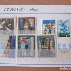 Sellos: LOTE DE SELLOS ITALIA. Lote 224752407