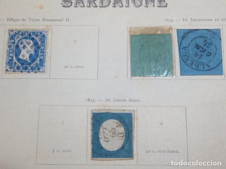Sellos: Sardaigne y Toscane - Foto 3 - 229271615