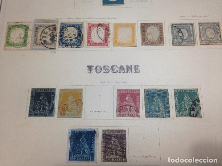 Sellos: Sardaigne y Toscane - Foto 4 - 229271615