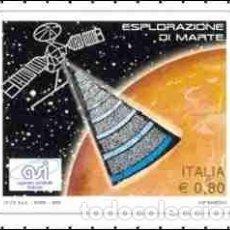 Sellos: SELLO USADO DE ITALIA, YT 2802, AUN POR DESPEGAR. Lote 235359170