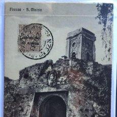 Sellos: POSTAL FLORENZE SELLO 1 CENTESIMO DI CORONA. Lote 236053790