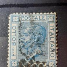Sellos: (ITALIA)(1867) REY EMMANUEL II. Lote 238521640
