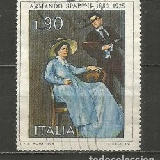 Timbres: ITALIA YVERT NUM. 1230 USADO. Lote 239867025