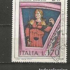 Timbres: ITALIA YVERT NUM. 1309 USADO. Lote 239868690