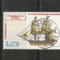 Timbres: ITALIA YVERT NUM. 1343 USADO. Lote 239871770