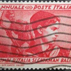 Sellos: SELLOS ITALIA. Lote 243929865