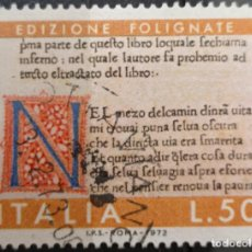 Sellos: SELLOS ITALIA. Lote 243929875