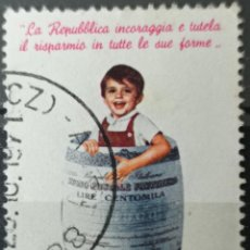 Sellos: SELLOS ITALIA. Lote 243929890
