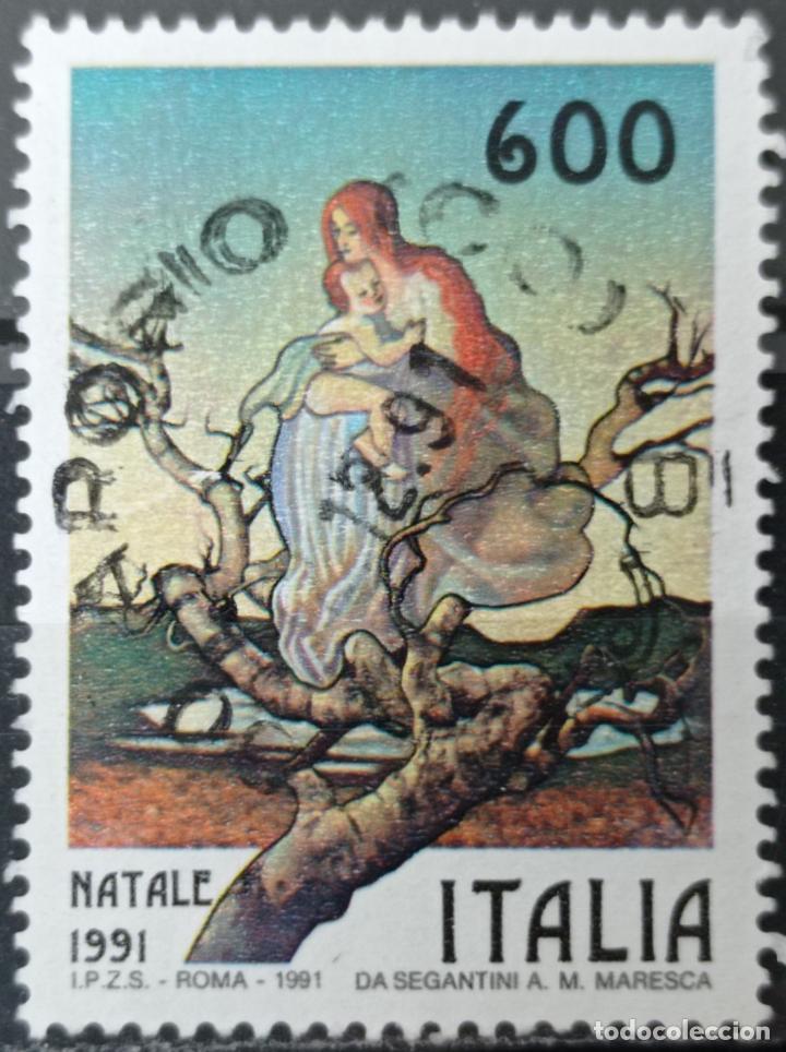 SELLOS ITALIA (Sellos - Extranjero - Europa - Italia)