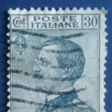 Sellos: SELLO DE ITALIA. VICTOR EMANUELLE III.. Lote 244535875