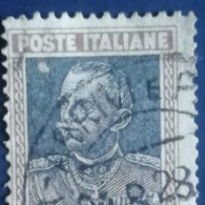Sellos: SELLO DE ITALIA. VICTOR EMANUELLE III.. Lote 244535970