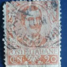 Sellos: SELLO DE ITALIA. VICTOR EMANUELLE III.. Lote 244536115