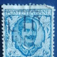 Sellos: SELLO DE ITALIA. VICTOR EMANUELLE III.. Lote 244536200