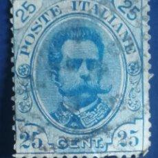 Sellos: SELLO DE ITALIA. VICTOR EMANUELLE III.. Lote 244536505