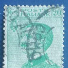 Sellos: SELLO DE ITALIA. VICTOR EMANUELLE III.. Lote 244536585