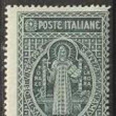 Sellos: SELLO NUEVO CON LIGERA MARCA DE CHARNELA DE ITALIA 1929, YT 250. Lote 244707370
