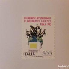 Sellos: ITALIA SELLO USADO. Lote 245376145