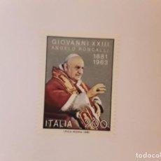 Sellos: ITALIA SELLO USADO. Lote 245376165