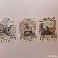 Selos: AÑO 1979 SERIE NUEVA ITALIA. Lote 249120045