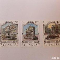 Selos: AÑO 1976 SERIE NUEVA ITALIA. Lote 249120540