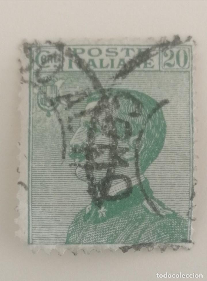 Sellos: 5 Sellos de Italia. Victor Manuel II. - Foto 5 - 253502060
