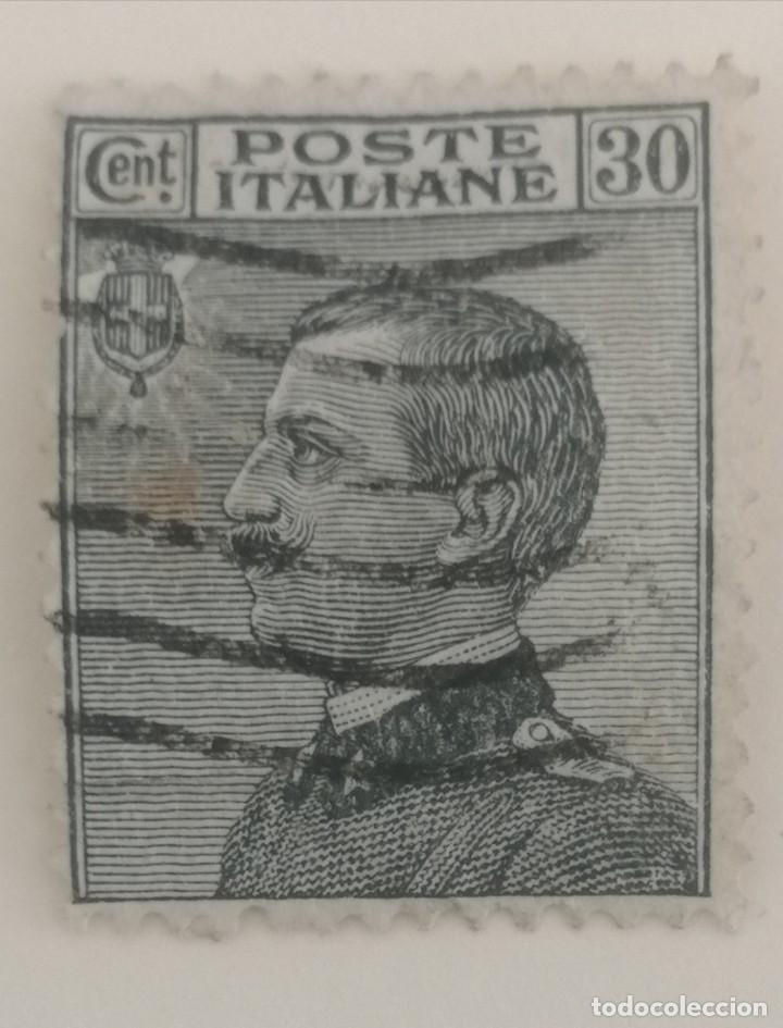 Sellos: 5 Sellos de Italia. Victor Manuel II. - Foto 6 - 253502060