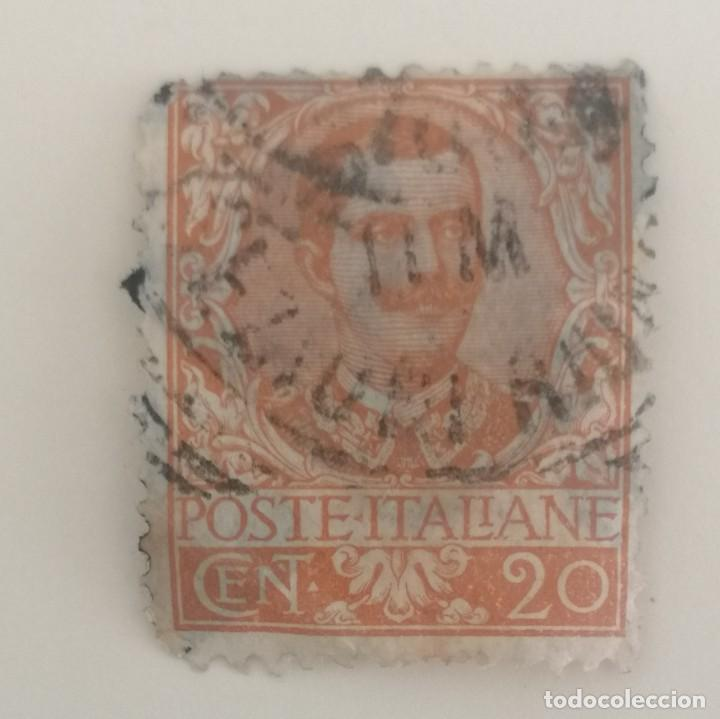 Sellos: 5 Sellos de Italia. Victor Emanuelle III. - Foto 4 - 253502470