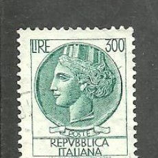 Sellos: ITALIA 1972 - YVERT NRO. 1009A - USADO. Lote 254632080