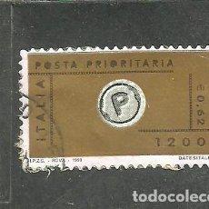 Sellos: ITALIA 1999 - YVERT NRO. 2373 - USADO. Lote 254632765