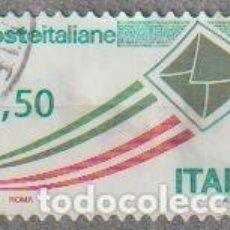 Sellos: ITALIA 2009 SCOTT 2943 SELLO º CORREO AEREO SOBRE VOLANDO MICHEL 3313 YVERT 3074 RESTO PAPEL O PEGAM. Lote 254715505