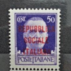 Sellos: ITALIA. Lote 262619150